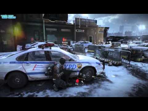 Gameplay Tom Clancy's The Division E3 ( 2015)
