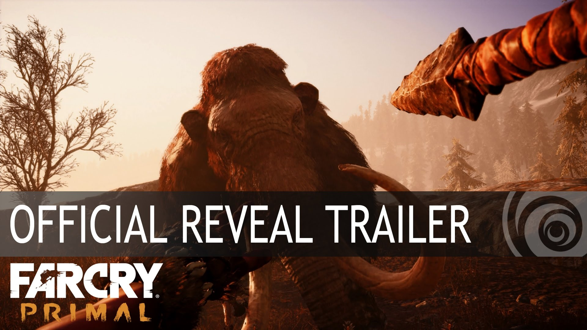 Far Cry Primal – Official Reveal Trailer [EUROPE] обзор игры